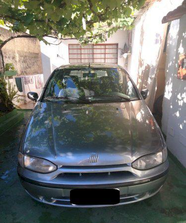 Fiat palio weekend 1.5 ano 1998 cor cinza toda revisada