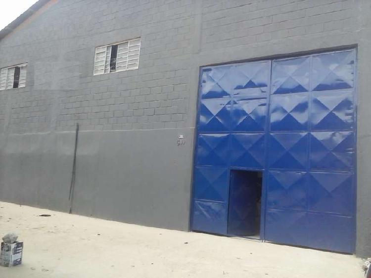 Galpão/depósito/armazém para alugar, 650 m² por r$