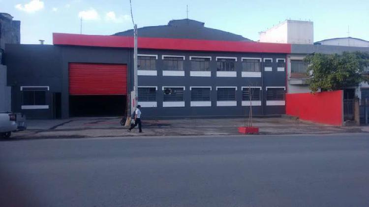 Galpão/depósito/armazém para alugar, 800 m² por r$