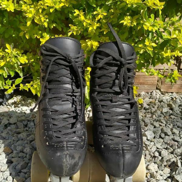 Patins quad da marca rye patins, modelo profissional de