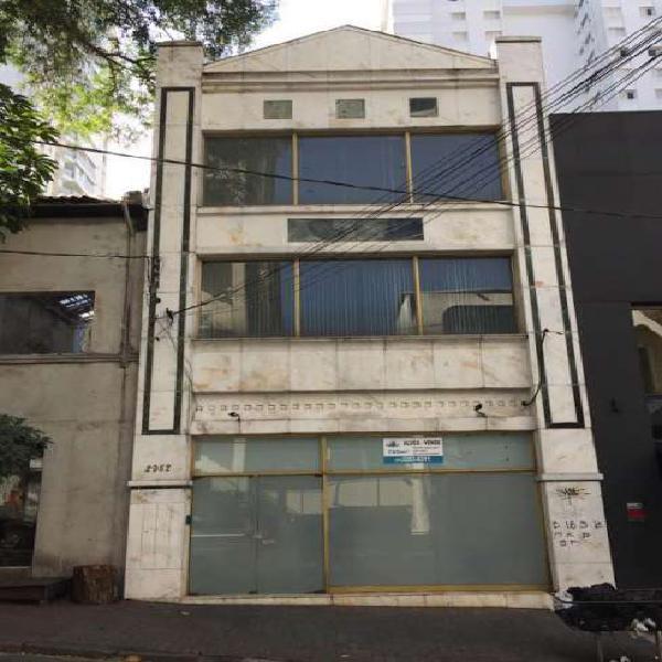 Prédio comercial à venda, 750 m² por r$ 9.000.000 cod.