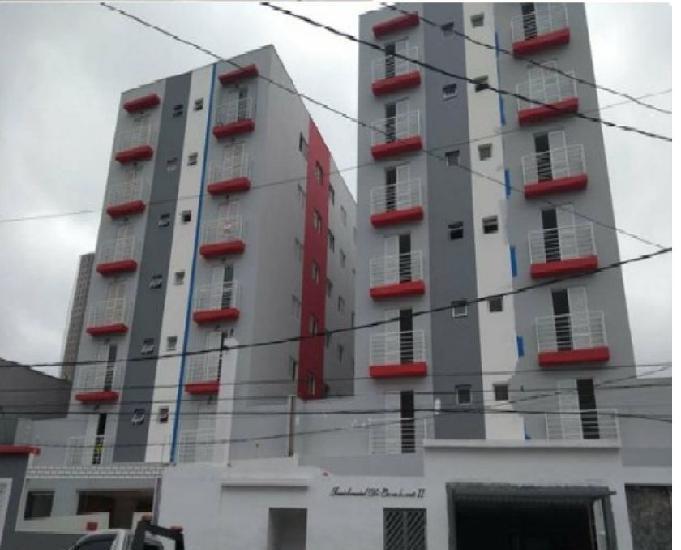 Predio sem condominio -6 andares c elevador - 2dorms - 50m2