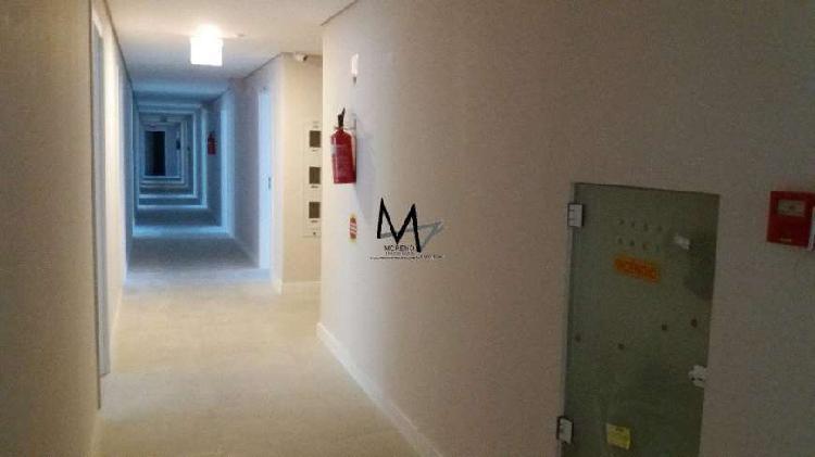 Sala comercial para alugar, 30 m² por r$ 1.700/mês cod.