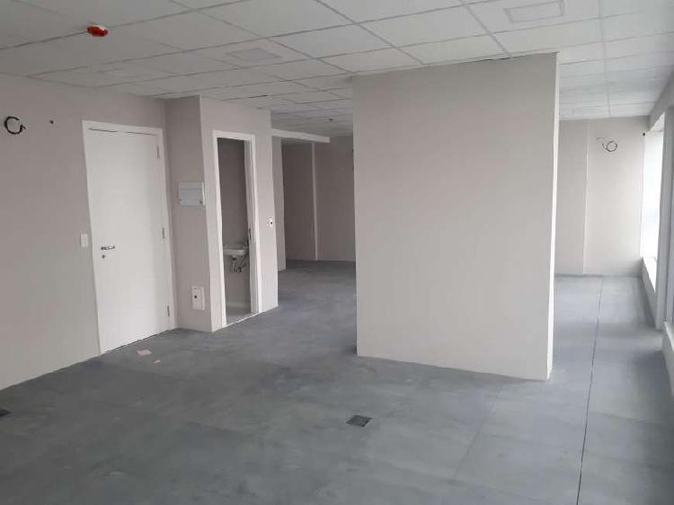 Sala comercial para alugar, 70 m² por r$ 2.800/mês cod.