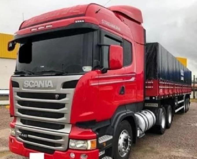 Scania r 440 streamline highline 6x2