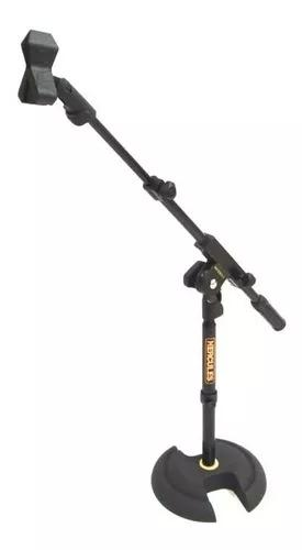 Suporte hercules pedestal de microfone-suporte mini p/ bumbo