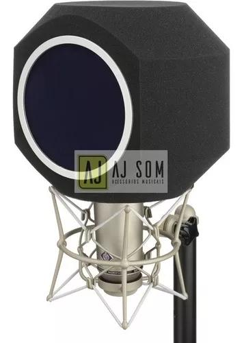 Vocal smart+pop filter para home studio-vocal booth filter !