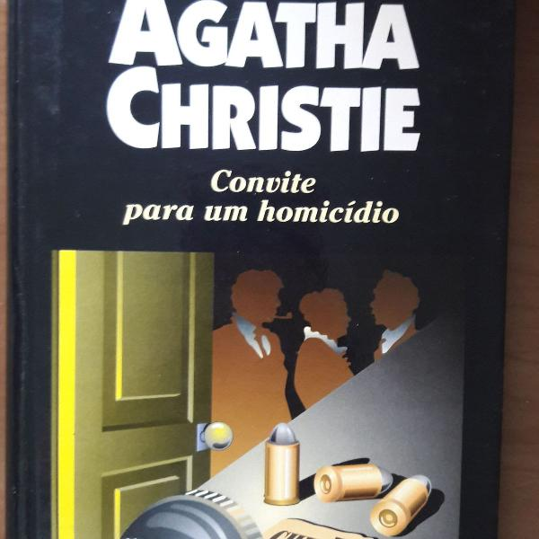 """Agatha christie """"convite para um homicídio"""""""