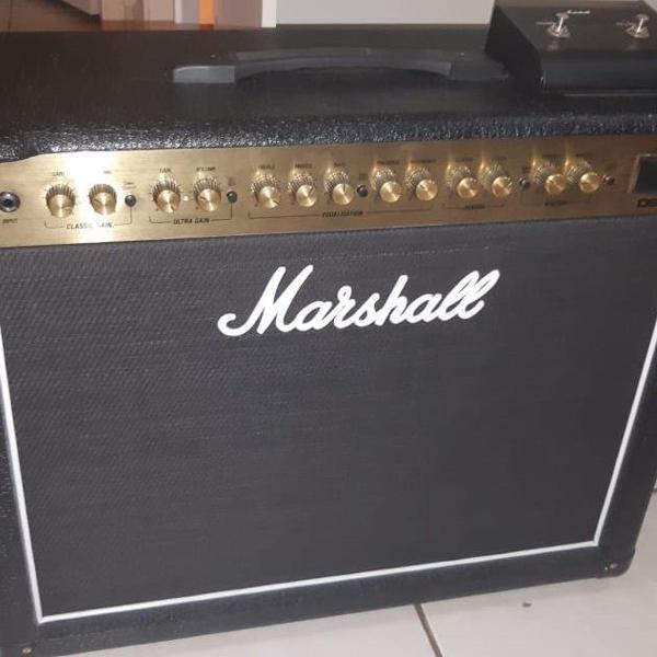 Amplificador marshall dsl40cr valvulado (2018)