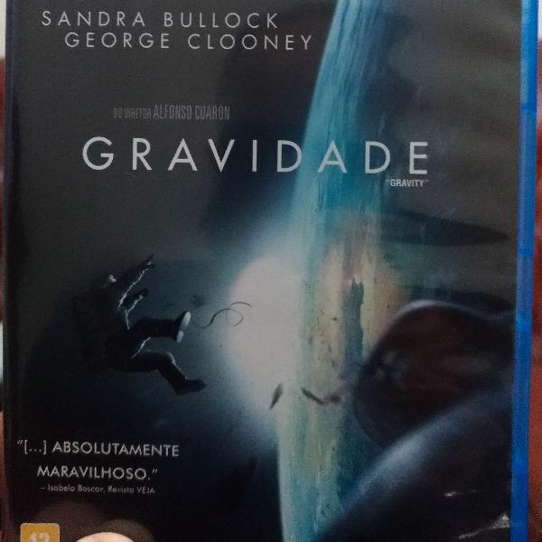 Blu ray gravidade