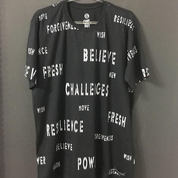 Camiseta liverpool estampada