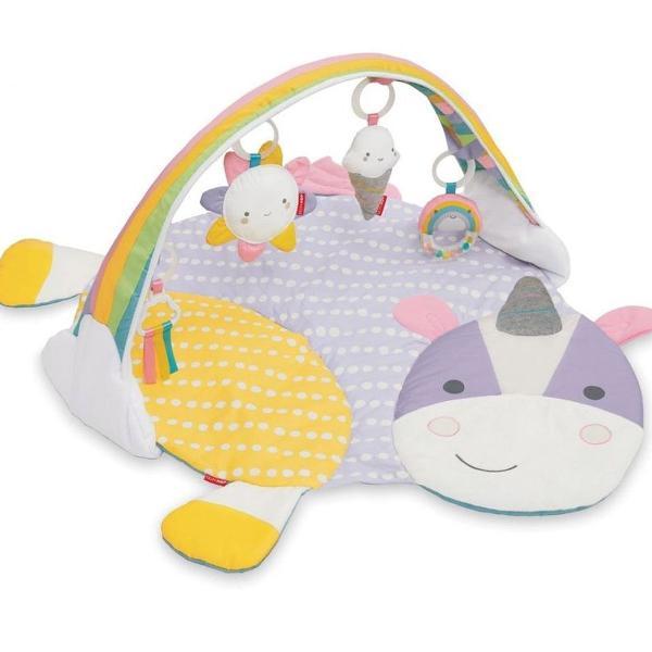 Estação de atividades infantil skip hop unicornio