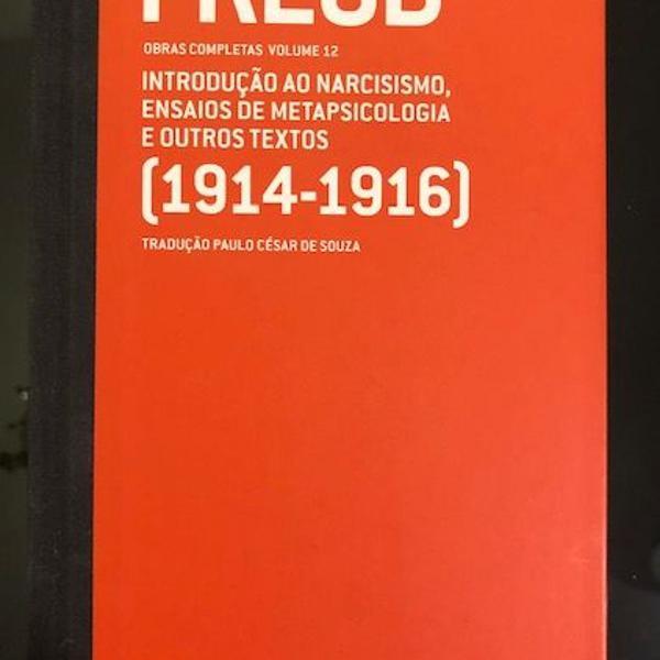 Freud (1914-1916) introdução ao narcisismo, ensaios de