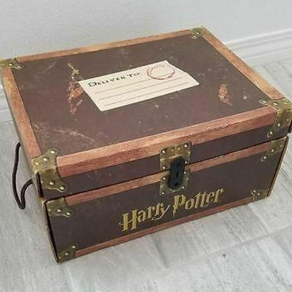 Harry potter boxed trunk set - hardcover