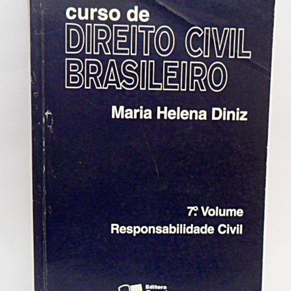 Livro curso de direito civil 7 volume responsabilidade civil