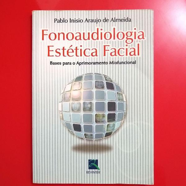 Livro fonoaudiologia estética facial