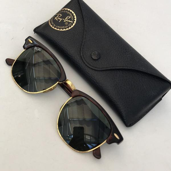 Rayban clubmaster clássico