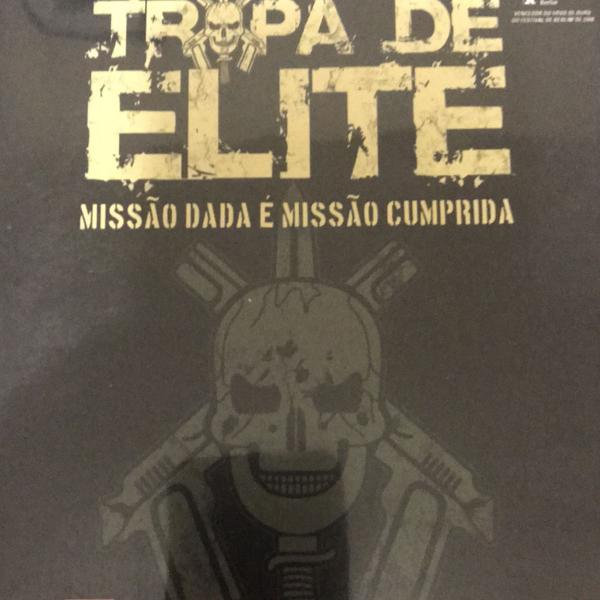 Tropa de elite - missão dada e missão cumprida