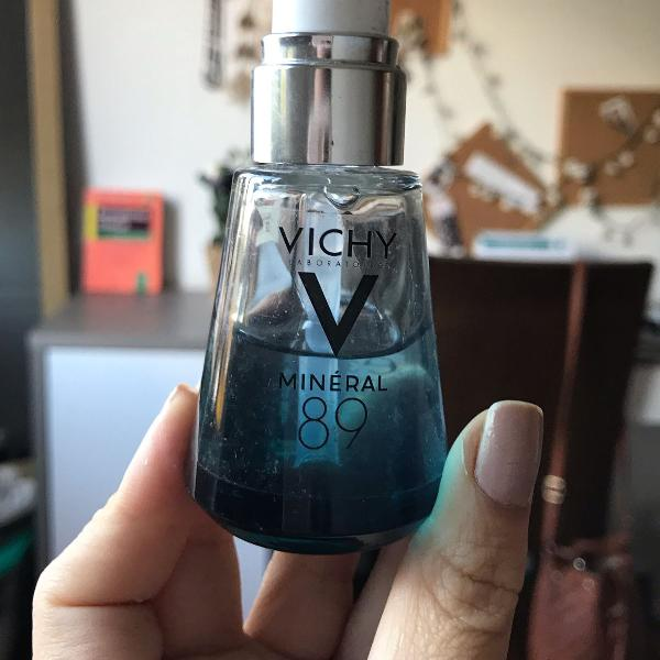 Vichy mineral 89 oil