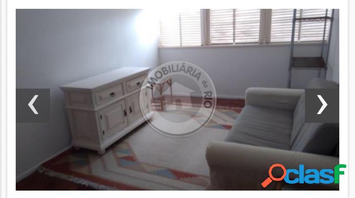 Apartamento 60m², 1quarto, quadra praia, República do Peru- Copacabana