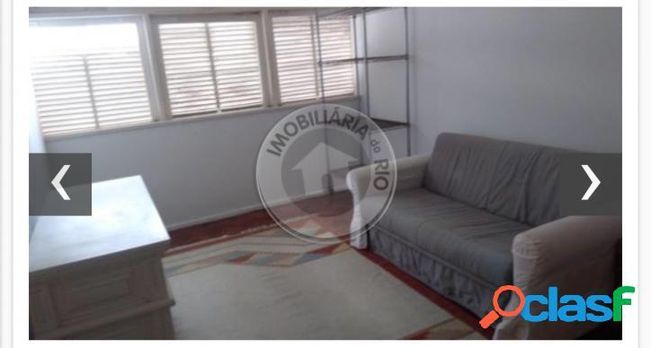 Apartamento 60m², 1quarto, quadra praia, República do Peru- Copacabana 1