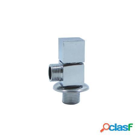 Registro para ducha higiênica 1/4 de volta acabamento quadrado