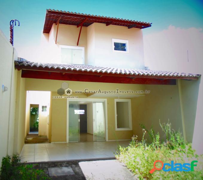 Casa duplex solta - casa com 3 dorms em fortaleza - lagoa redonda por 230.000,00 à venda