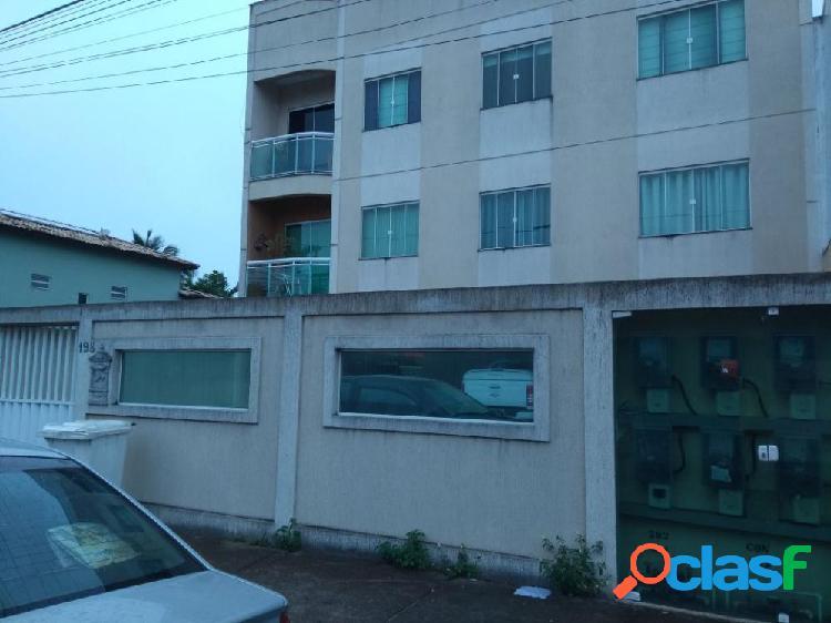 Amplo apartamento 3 quartos - recreio - apartamento para locação no bairro recreio - rio das ostras, rj - ref.: in96430