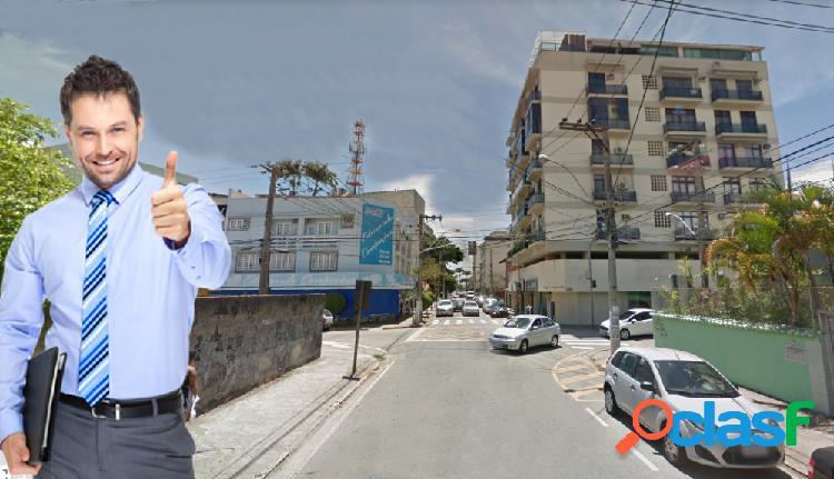 Apartamento 2 quts no centro - apartamento para locação no bairro centro - macaé, rj - ref.: ro72444