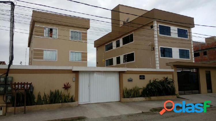 Belo apartamento 2 qtos - terra firme - apartamento para locação no bairro terra firme - rio das ostras, rj - ref.: in23832