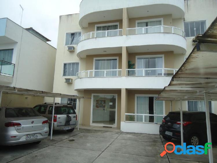 Maravilhosa cobertura 2 quartos (1 suite)-recreio - cobertura para locação no bairro recreio - rio das ostras, rj - ref.: eva17509
