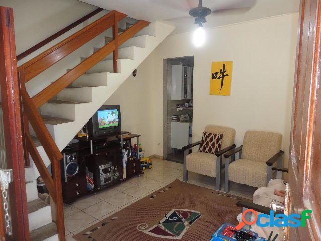 Dois quartos no centro - casa duplex para locação no bairro extenção do bosque - rio das ostras, rj - ref.: in95977