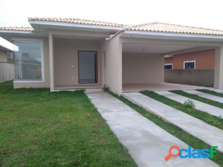 Esplêndida casa 3 quartos - condominio villa contorno - casa em condomínio para locação no bairro terras do contorno - rio das ostras, rj - ref.: in70273