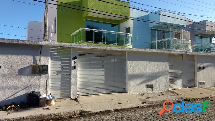 Fanstástico duplex 4 quartos - costa azul - casa duplex para locação no bairro costazul - rio das ostras, rj - ref.: ro90356