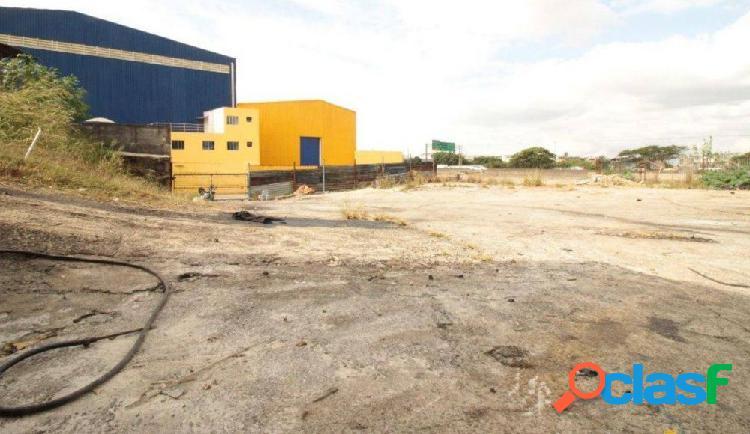 Terreno 5.000m² na via dutra guarulhos - terreno para aluguel no bairro cidade jardim cumbica - guarulhos, sp - ref.: sc00185
