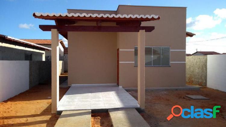 Casa a venda no bairro central park clube - extremoz, rn - ref.: as85781
