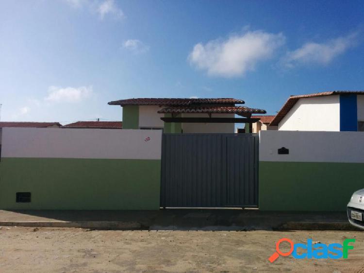 Casa no rota norte - casa a venda no bairro massaranduba - ceara mirim, rn - ref.: as34710