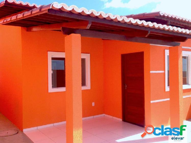 Casa rota norte - casa a venda no bairro massaranduba - ceara mirim, rn - ref.: as88042