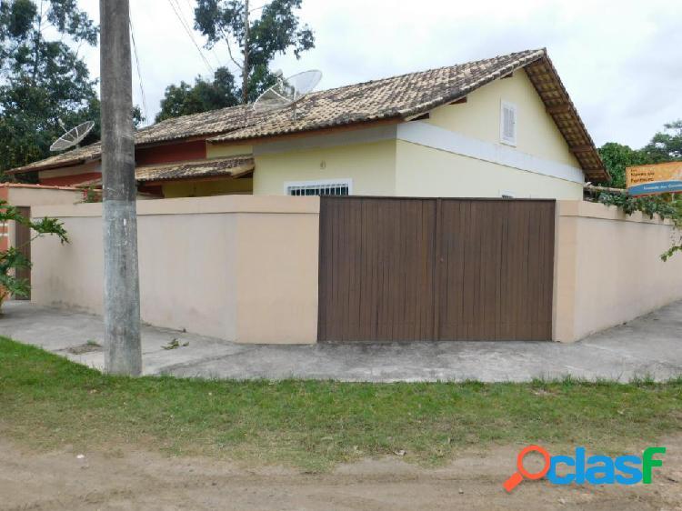 Casa 2 quartos independente - enseada! - casa a venda no bairro enseada das gaivotas - rio das ostras, rj - ref.: in95414