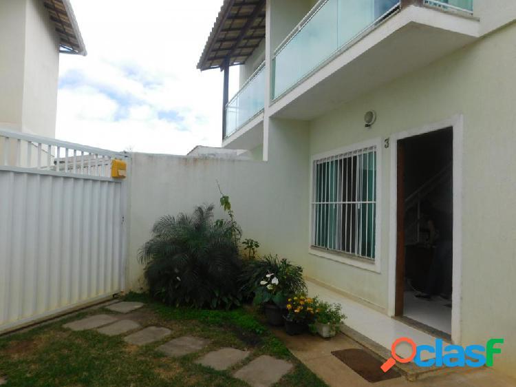 Casa 3 quartos - village - casa duplex a venda no bairro village marileia - rio das ostras, rj - ref.: in86188