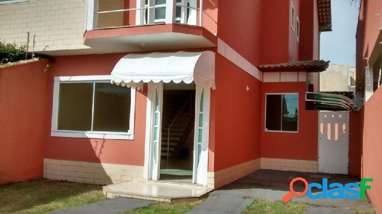 Casa duplex 3 quartos - ouro verde! - casa duplex a venda no bairro ouro verde - rio das ostras, rj - ref.: in91838