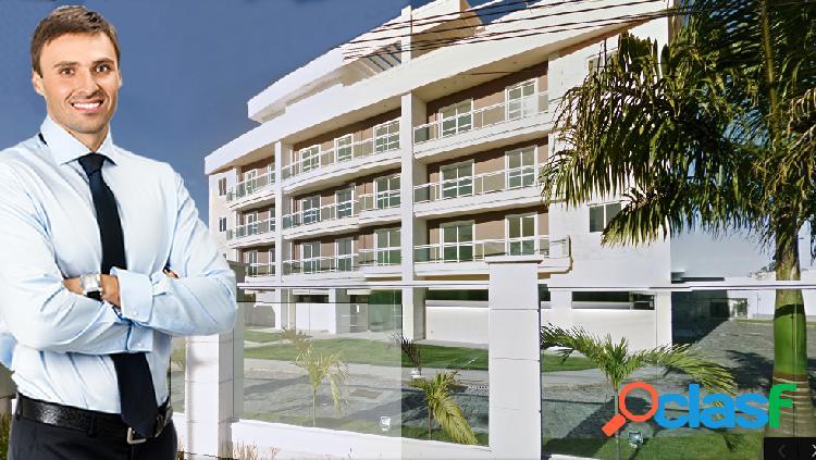 Edif. jardim atlantico 3 quartos - apartamento a venda no bairro costa azul - rio das ostras, rj - ref.: in63812