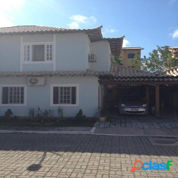 Excelente duplex 3 quartos em condomínio - casa em condomínio a venda no bairro jardim campomar - rio das ostras, rj - ref.: in20816
