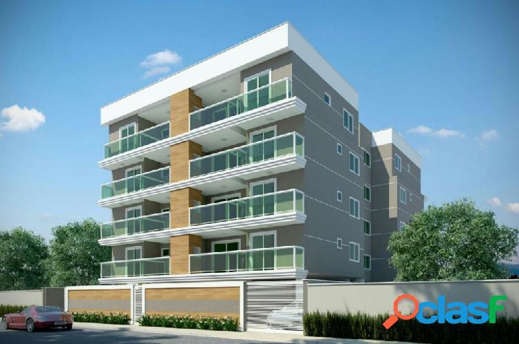 Apartamento 2 quartos 1 suíte - apartamento a venda no bairro recreio - rio das ostras, rj - ref.: in30728