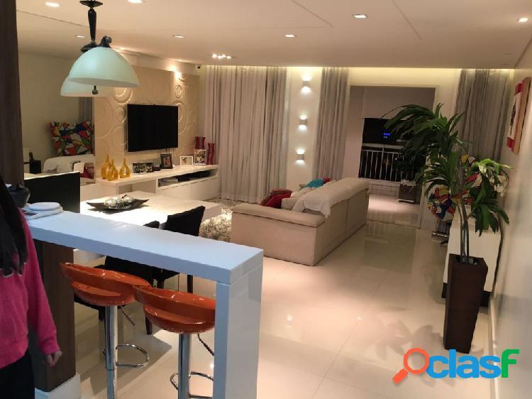 Apto 103m² mobiliado cond. everyday centro de guarulhos - apartamento a venda no bairro centro - guarulhos, sp - ref.: sc00653