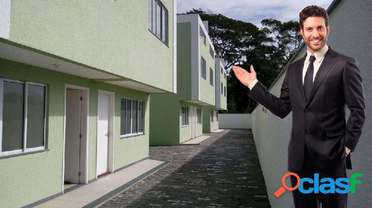 Triplex 2 suítes ex. do bosque - casa triplex a venda no bairro extenção do bosque - rio das ostras, rj - ref.: in95281