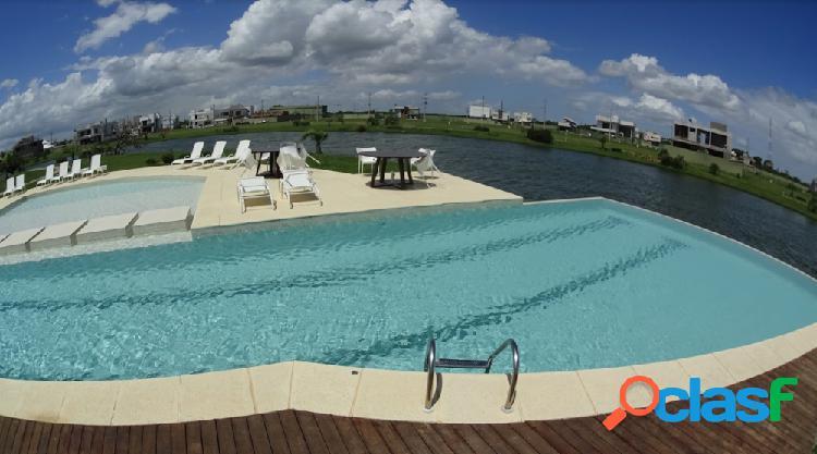 Terreno lagos de são gonçalo - terreno em condomínio a venda no bairro areal - pelotas, rs - ref.: 4165