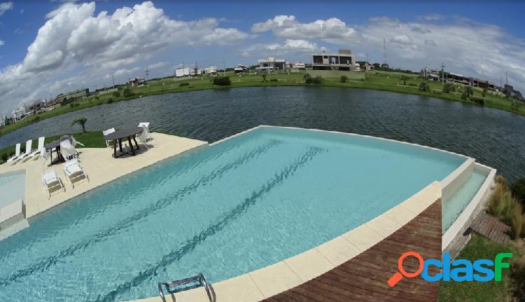 Terreno lagos de são gonçalo - terreno em condomínio a venda no bairro areal - pelotas, rs - ref.: 4193