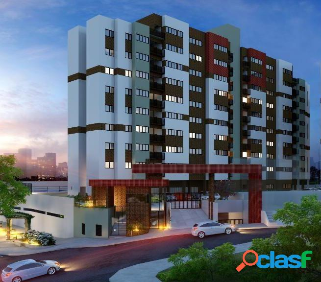 02 quartos c/ financiamento bancário próx. cesmac, no farol - apartamento a venda no bairro farol - maceió, al - ref.: pi19412