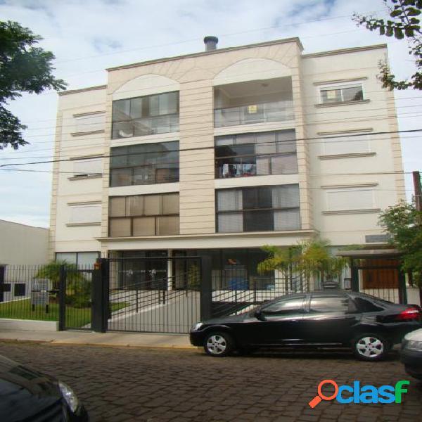Apartamento 01 dormitório c/garagem - apartamento a venda no bairro florestal - lajeado, rs - ref.: 59